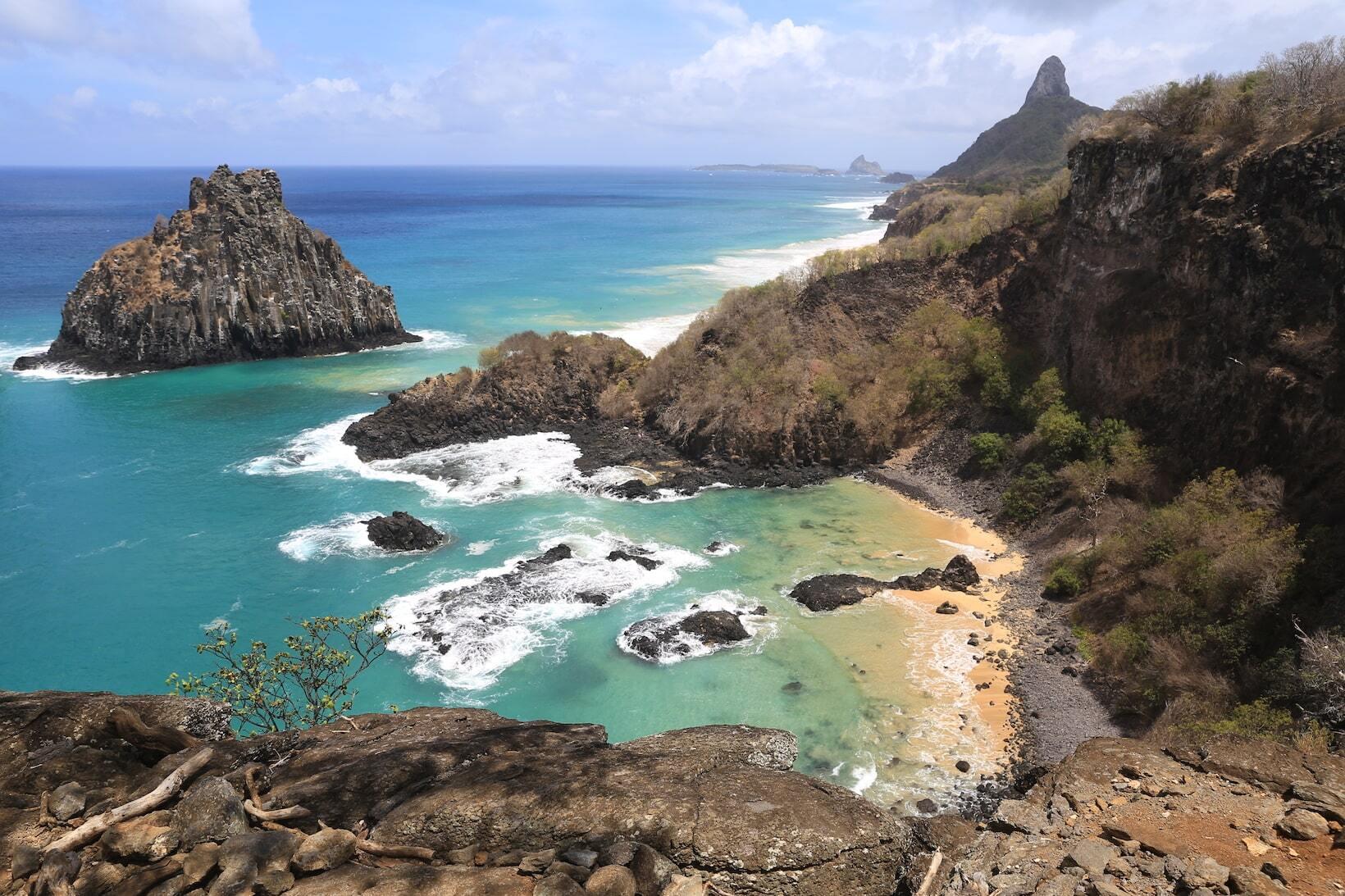melhores praias do nordeste fernando noronha