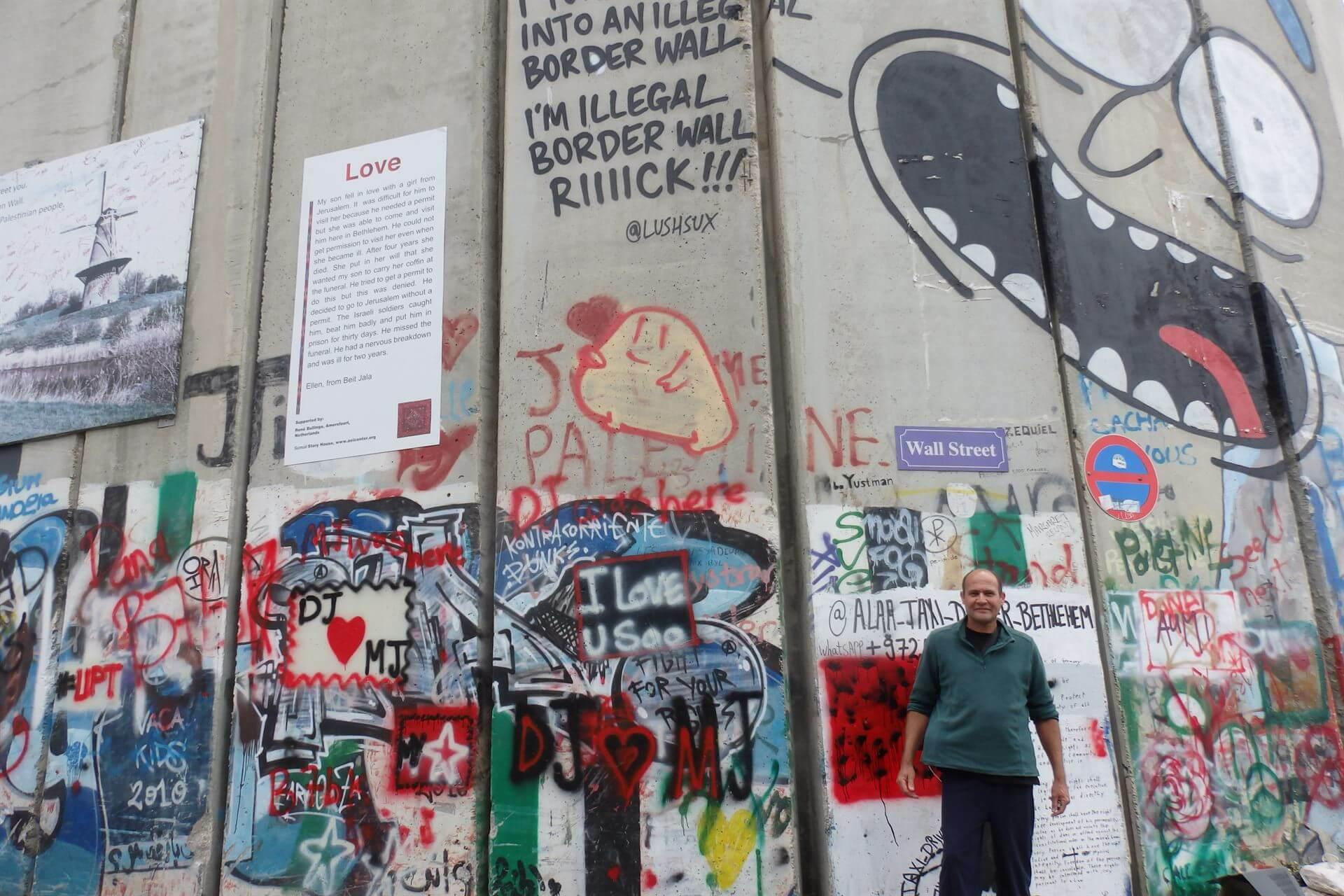 viajar sem falar ingles palestina