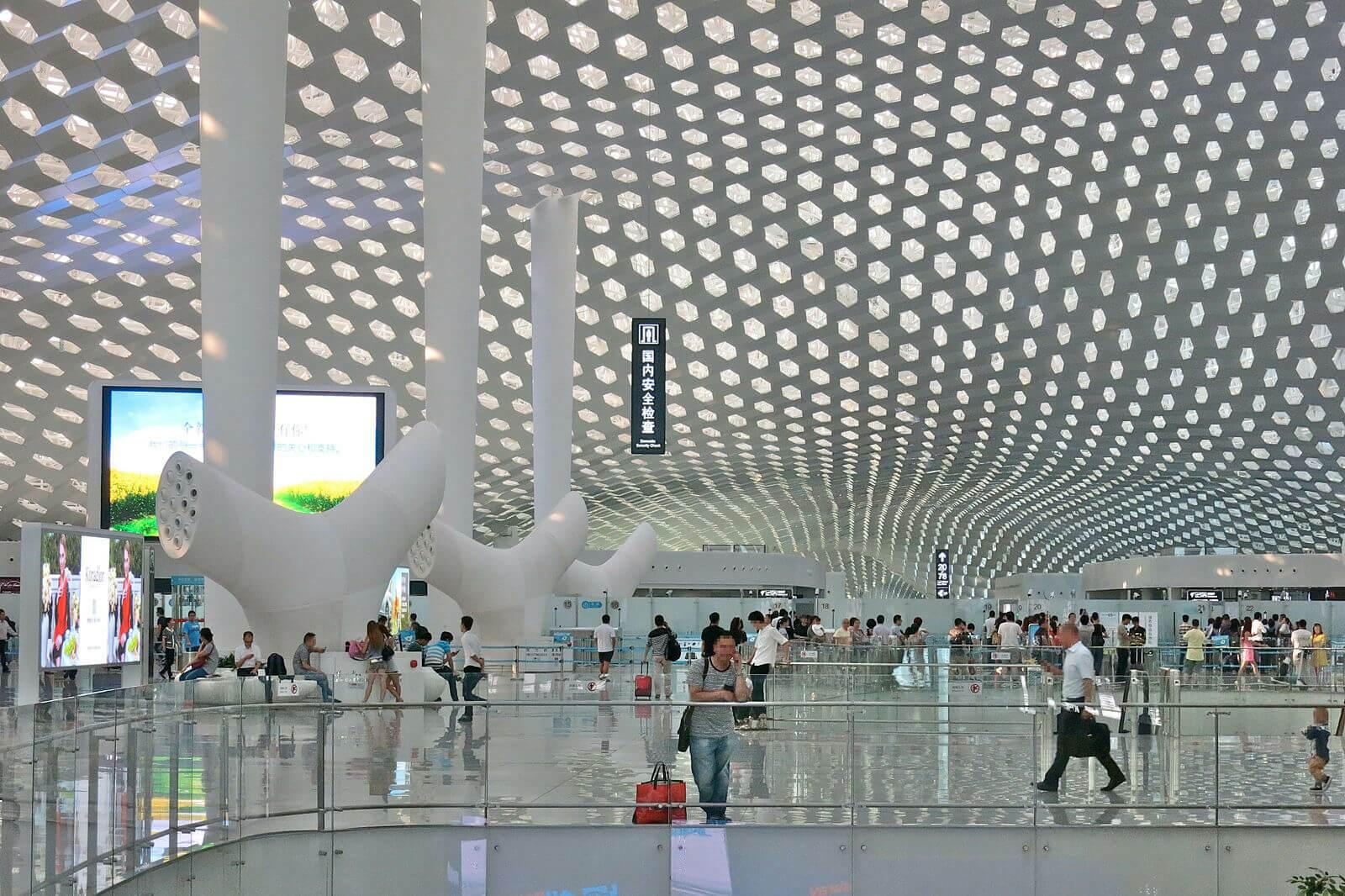 aeroportos mais bonitos do mundo