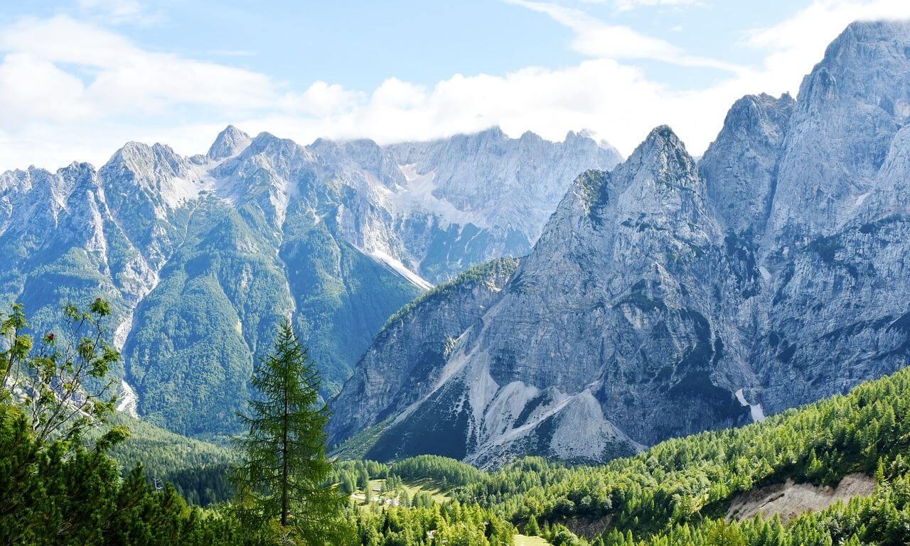 alpes julianos eslovenia