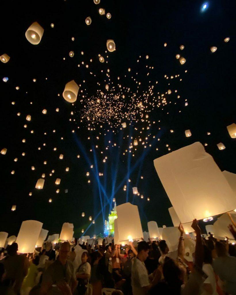 festival das lanternas tailandia 2020