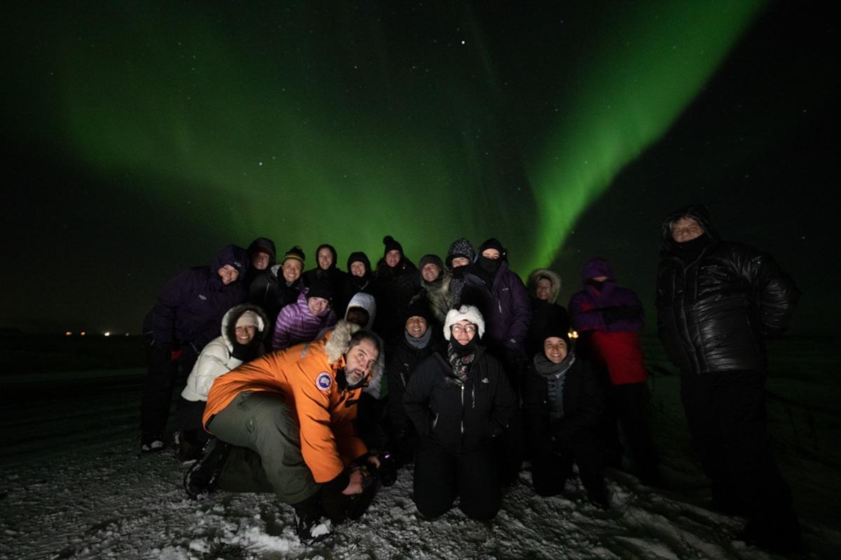 Grupo de viagem do Marco Brotto que fizemos parte