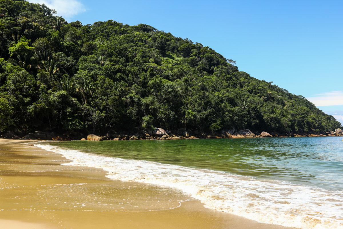 Praias do Litoral Norte de São Paulo Ubatuba
