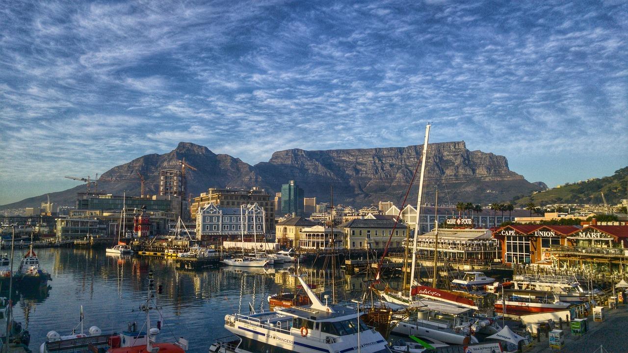 Cidade do Cabo maravilhas do mundo