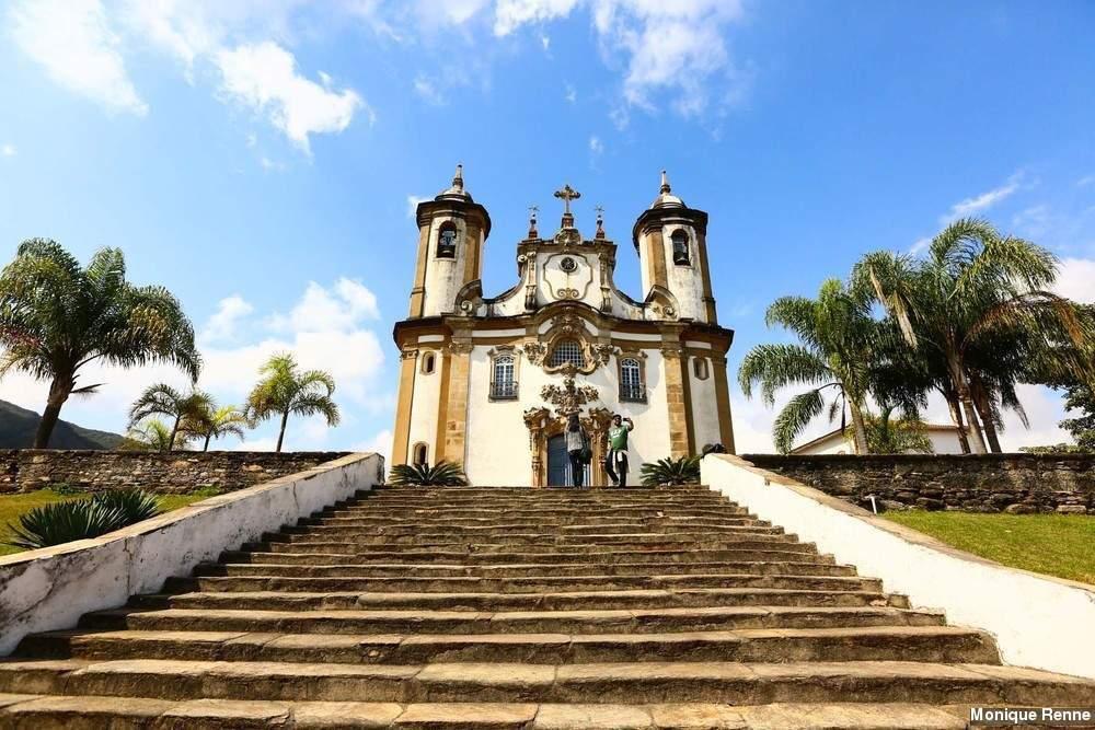destinos viajar no brasil ouro preto