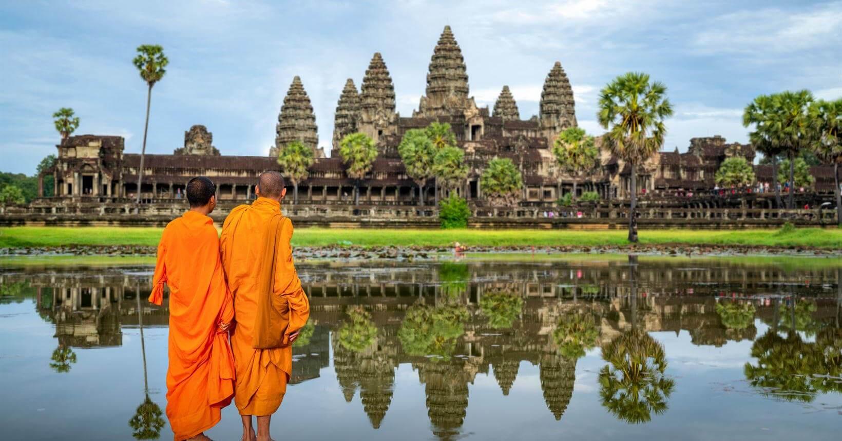 O Camboja é um dos poucos países do Sudeste Asiático reabertos