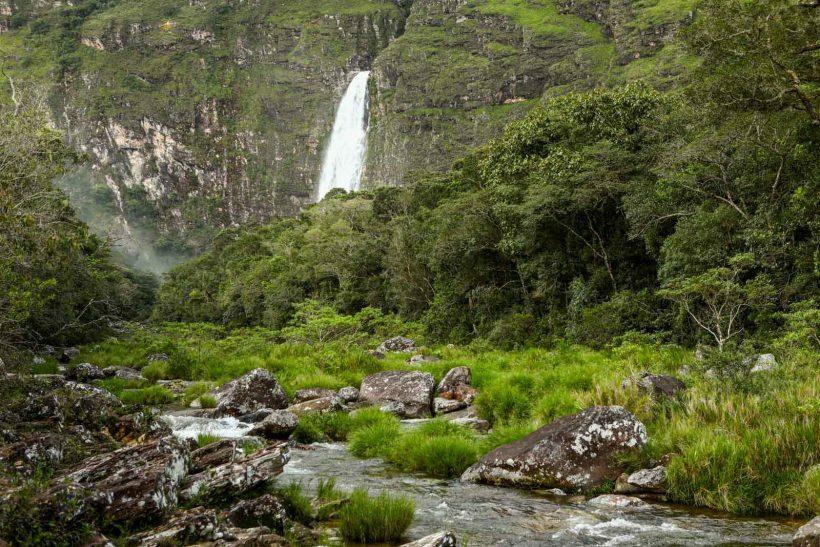 cachoeiras serra da canastra