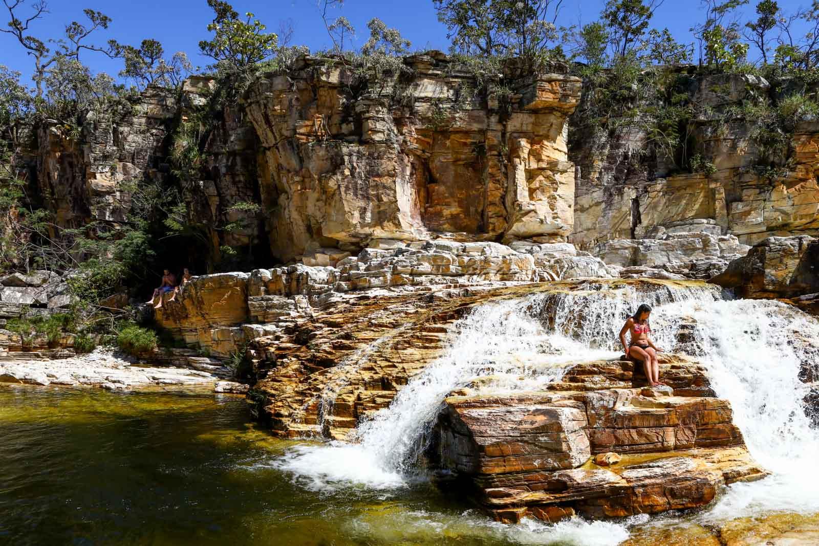 Cachoeiras Pé de Serra Capitólio