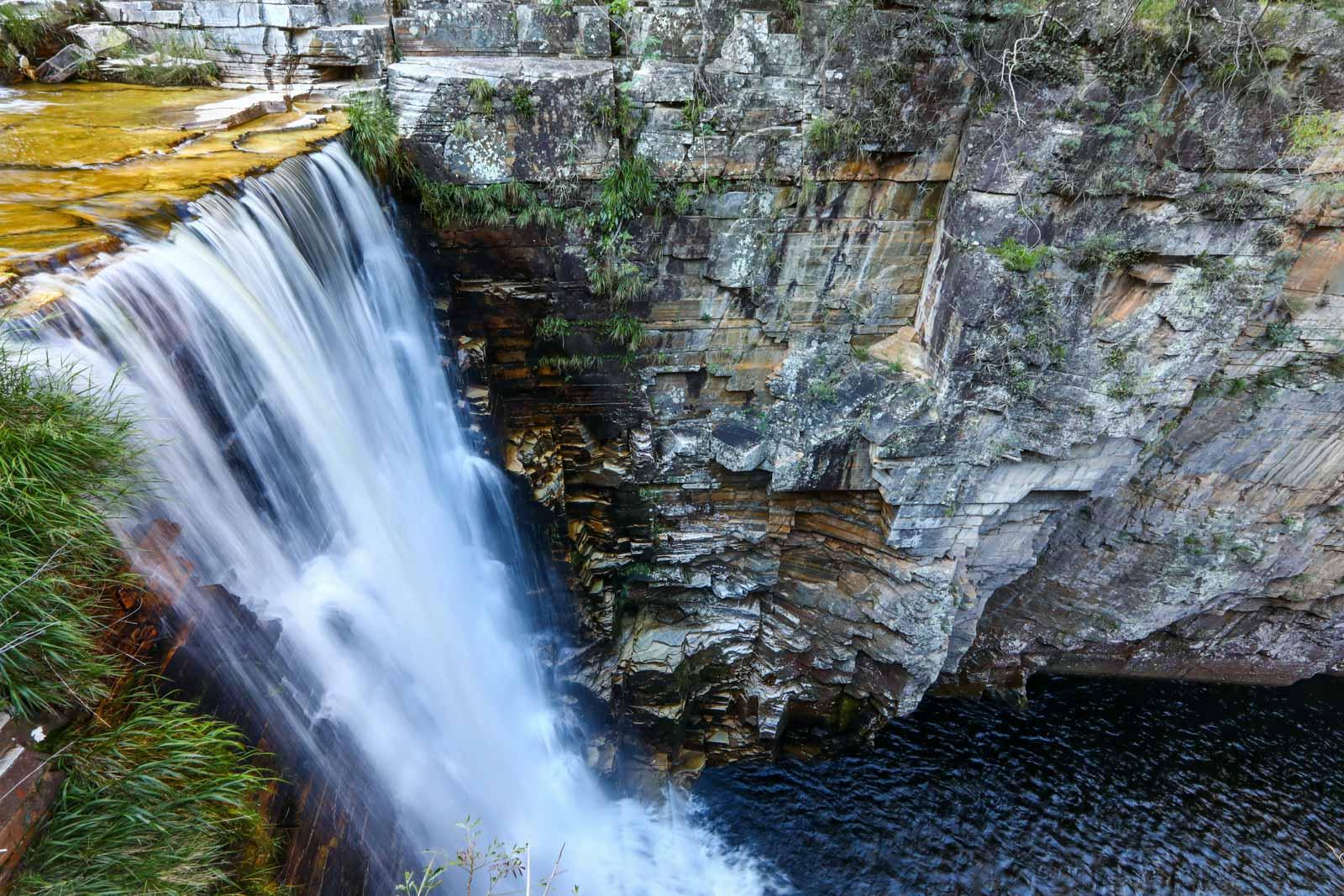 cachoeiras capitólio