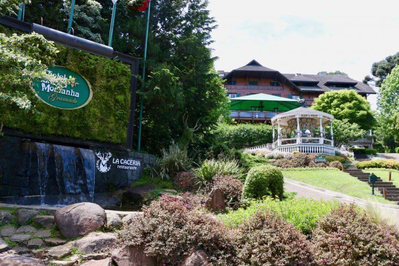 hotel centro gramado