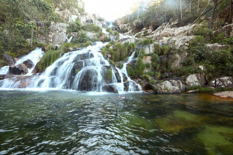 Cachoeira da Capivara Cachoeira Santa Bárbara