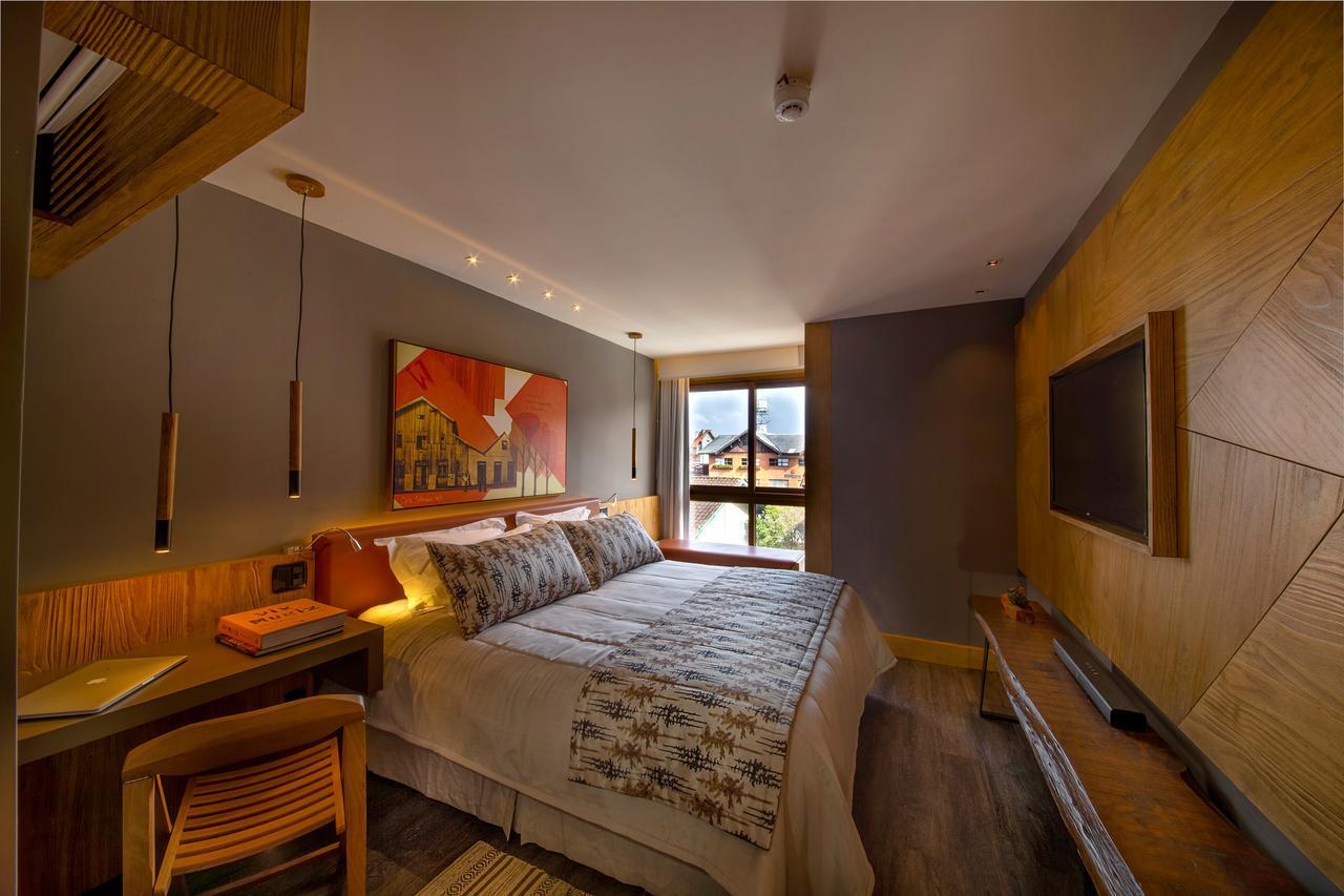 hotel centro gramado wood