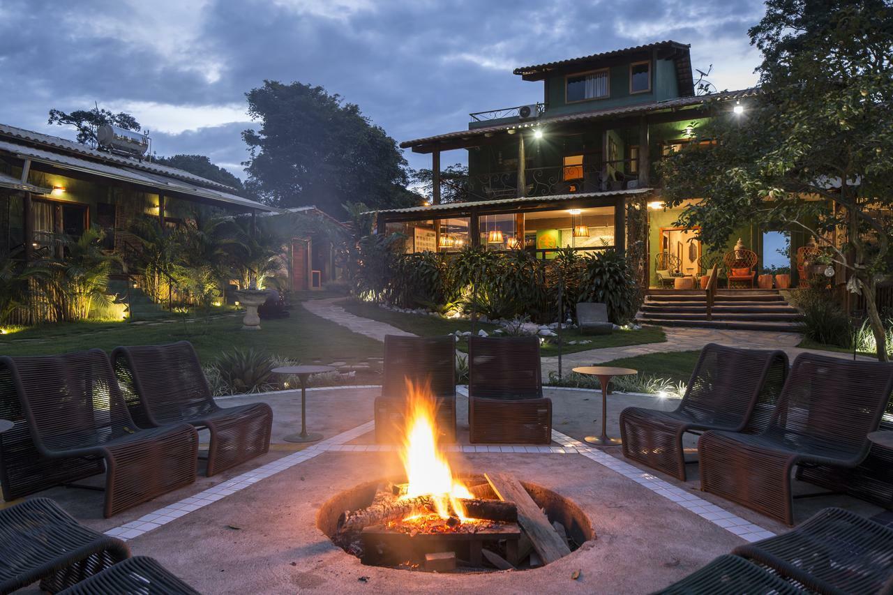 Pousada Casa da Lua em Alto Paraíso / Foto: Booking