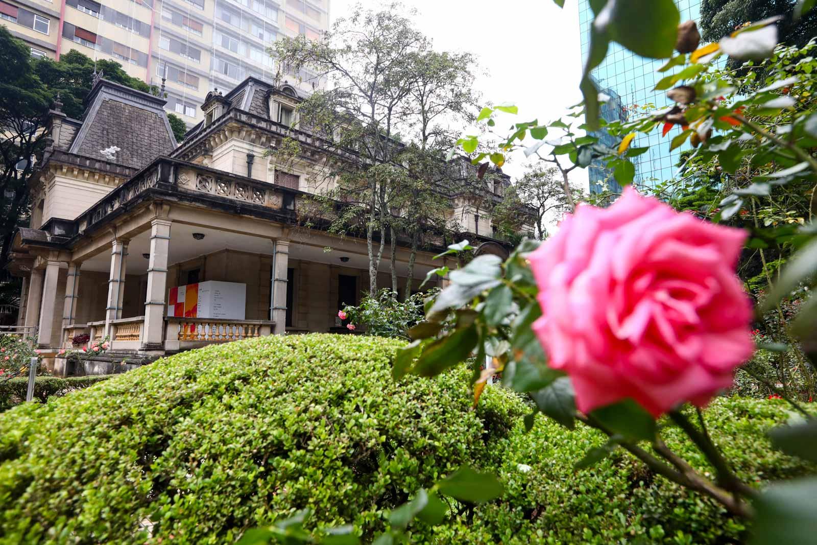 Casa das Rosas Avenida Paulista