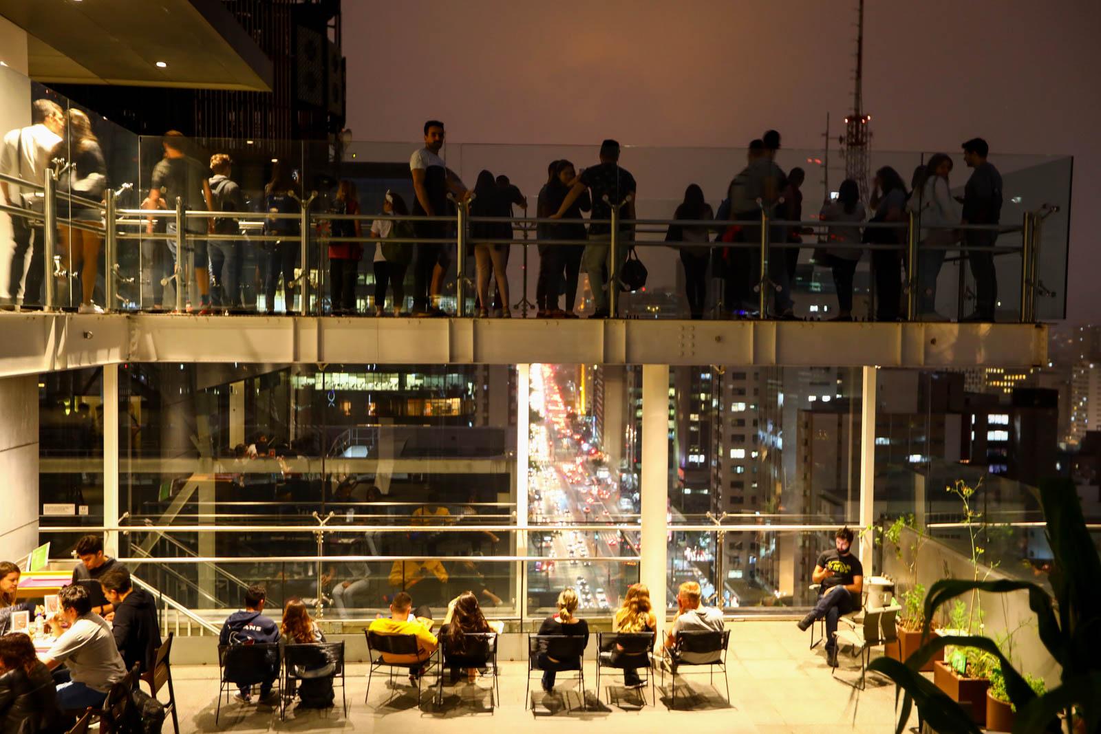 Avenida Paulista o que fazer
