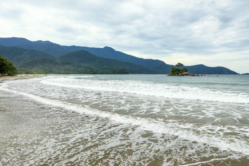 Melhores praias de ilhabela