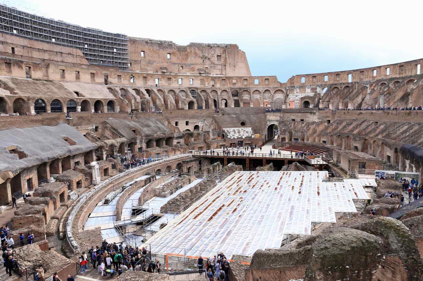 italia coliseu roma