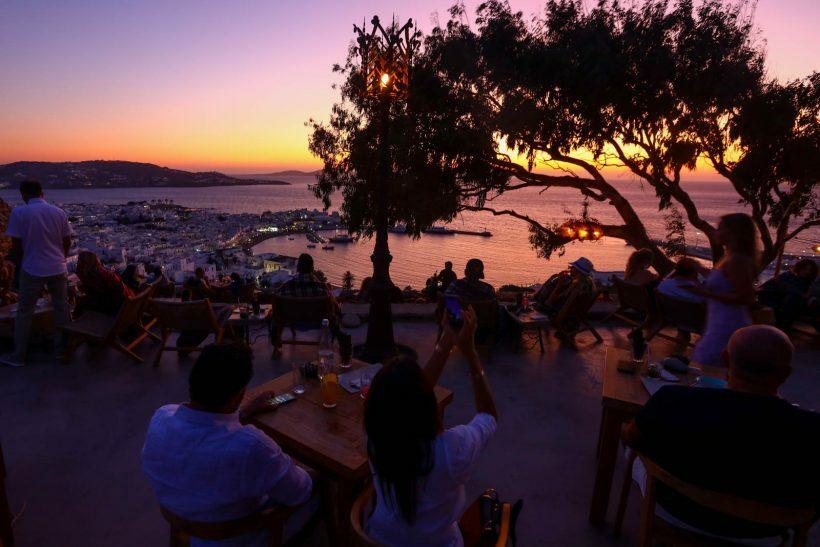 Mykonos pontos turísticos