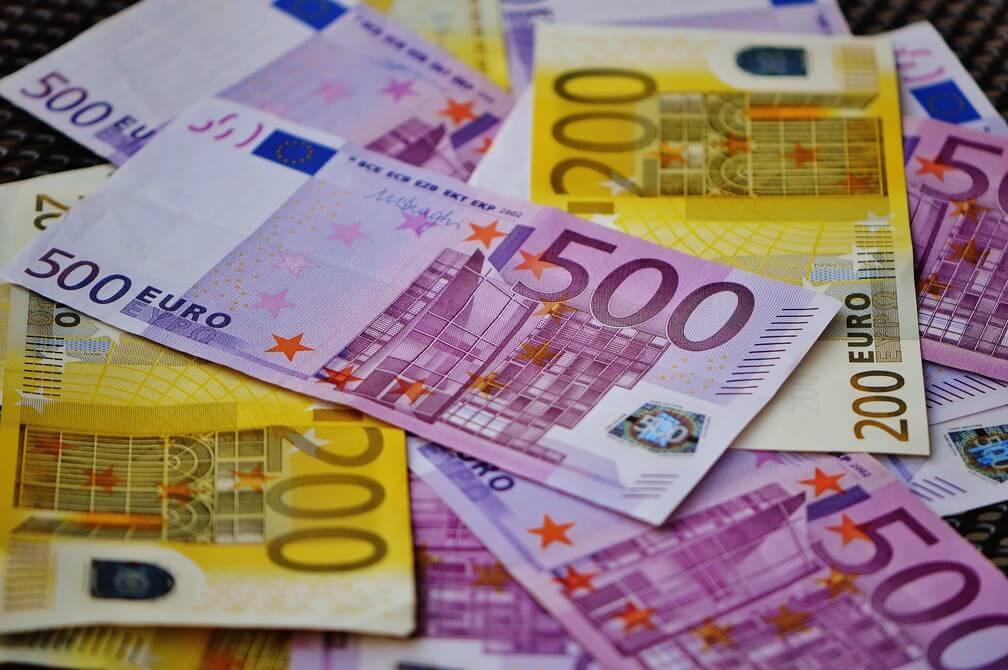 500 euros, uma das notas mais valiosas do mundo