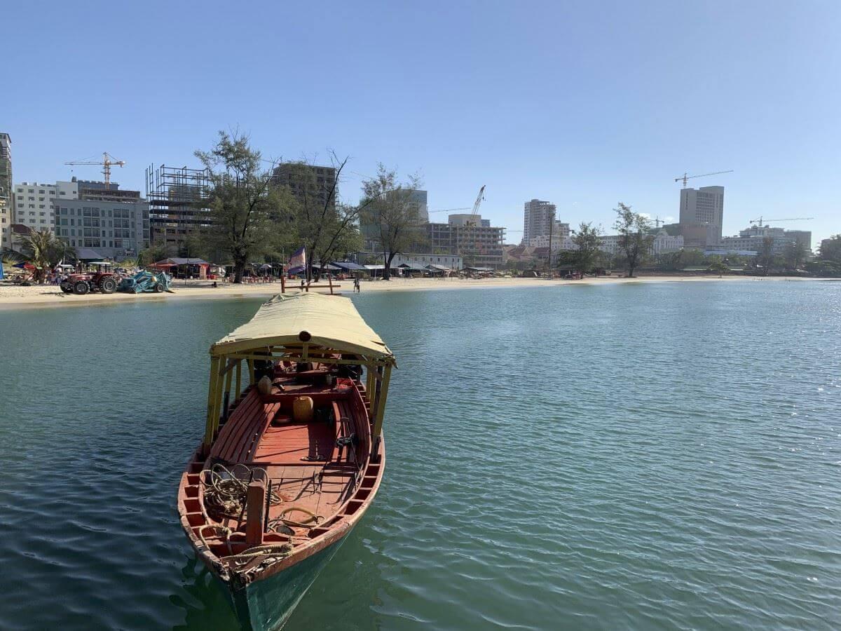 Sihanoukville, Camboja