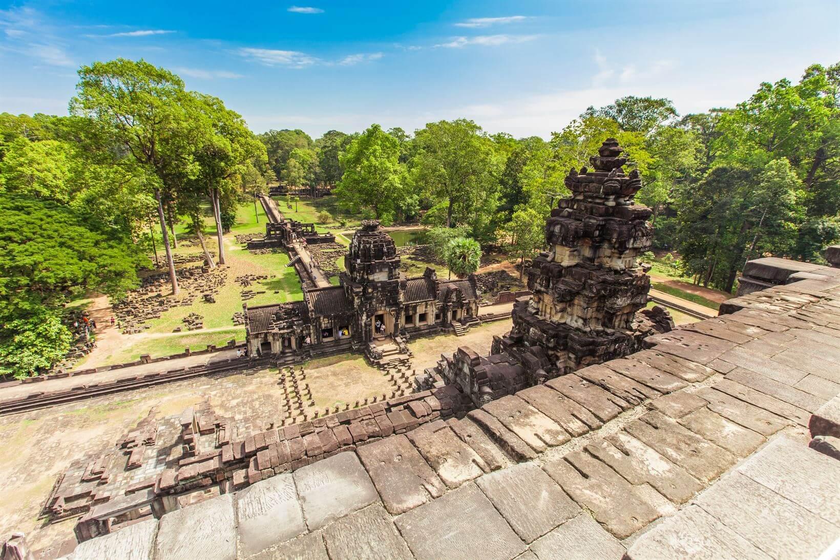 Arquitetura Angkor Wat