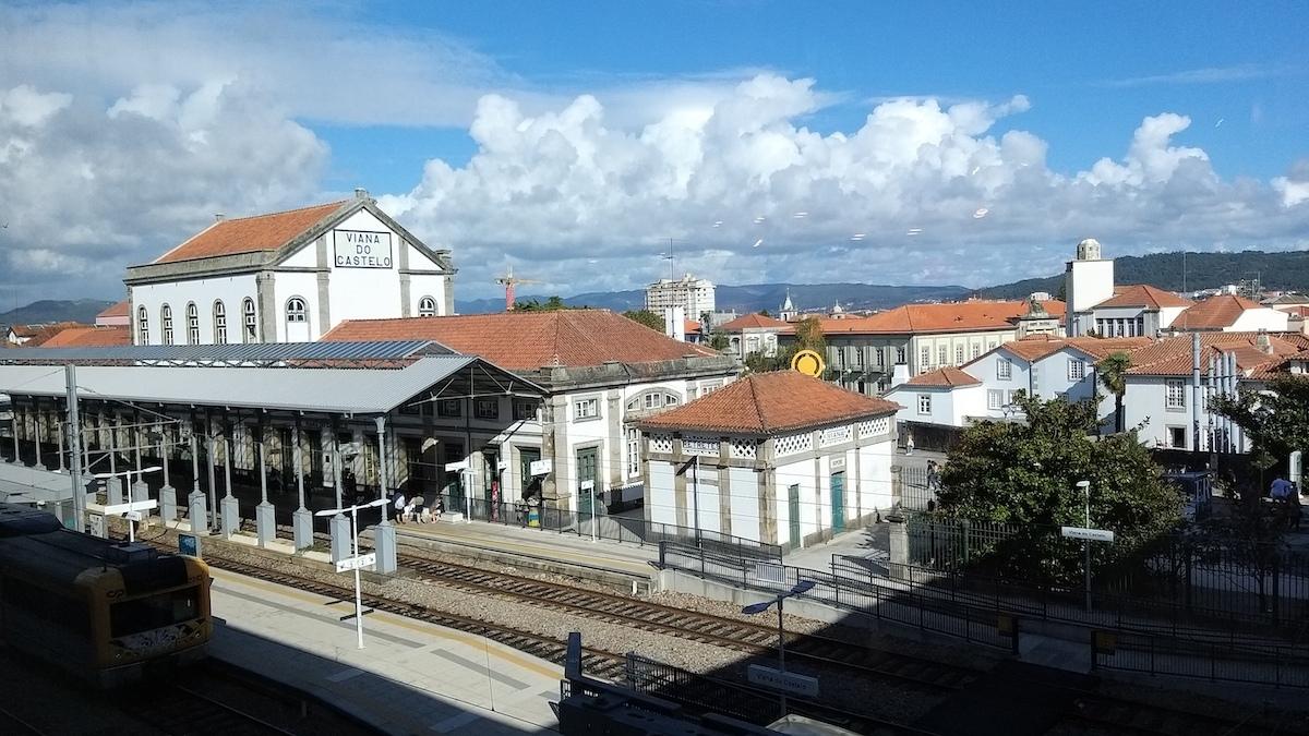 Estação de trens de Viana do Castelo