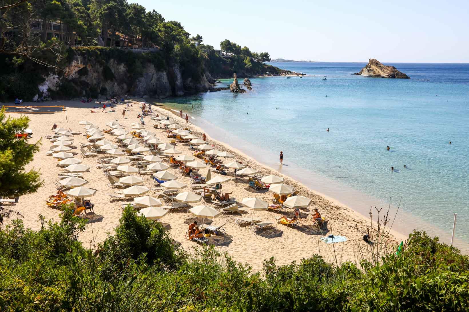 Platis Gialos Grécia