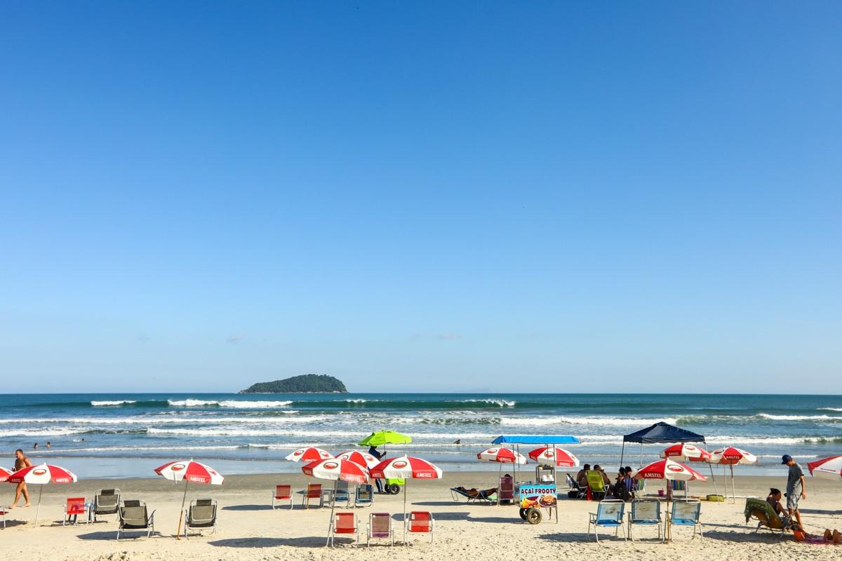 Praias de São Sebastião