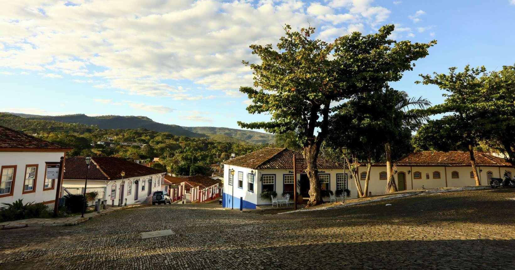 viagem de carro arredores brasilia