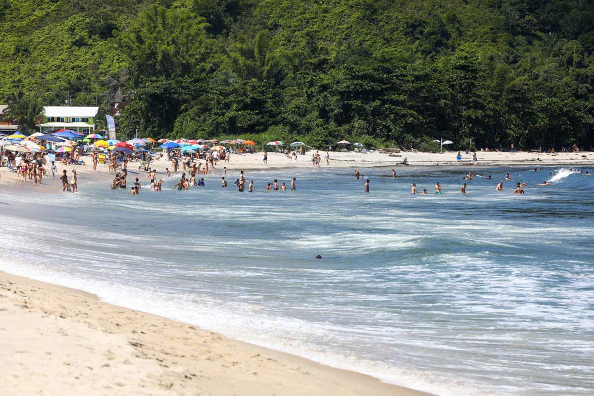 Praias de São Sebstião