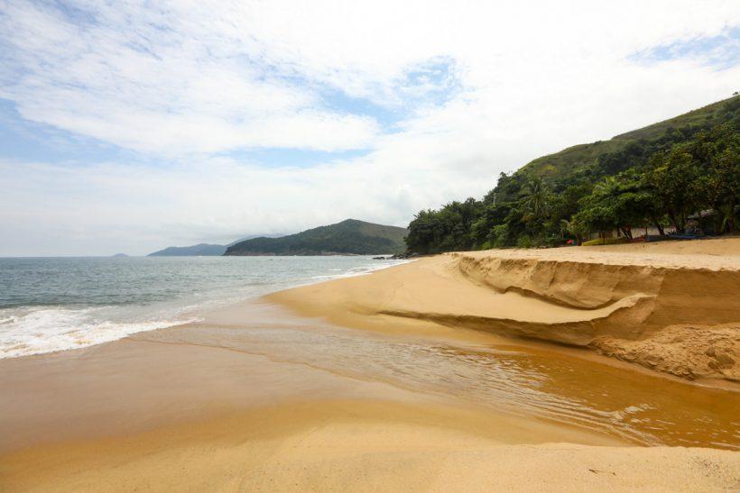 Praias de São Sebastiao