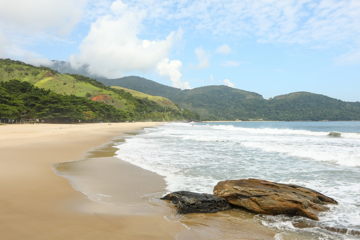Praias perto de Maresias