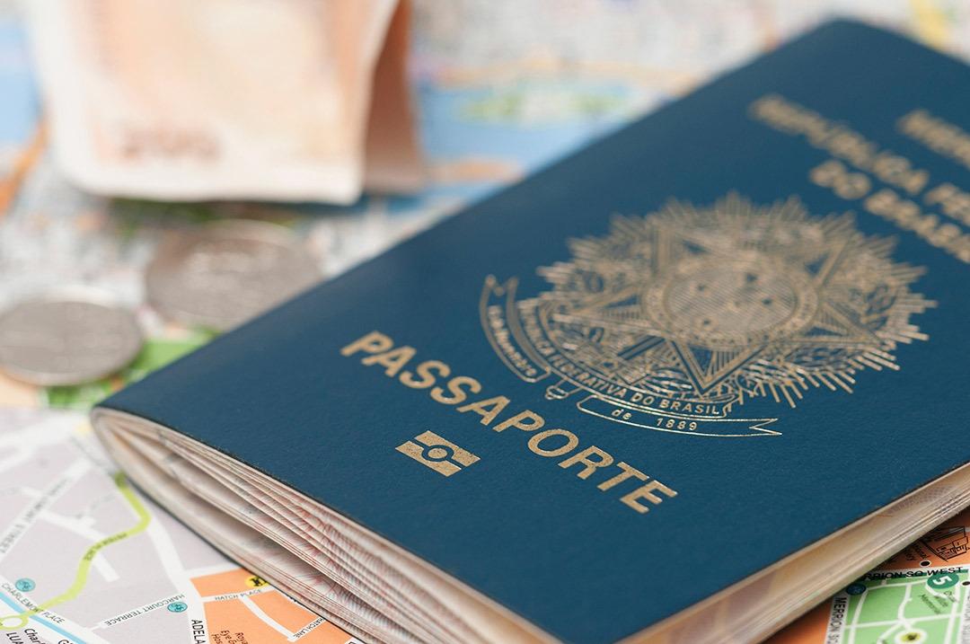 passaporte e documentos para ir ao México