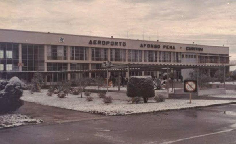 aeroporto de curitiba anos 70