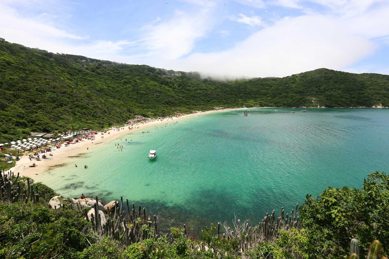 Quanto custa viajar para Arraial do Cabo