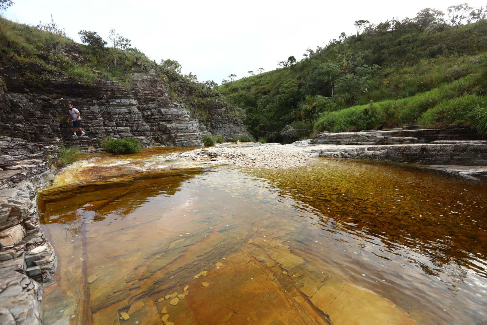 Cachoeira Capitólio