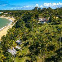 hotéis e pousadas na Praia do Espelho