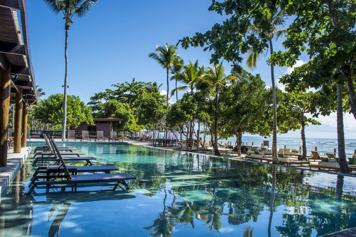 hotéis e pousadas no Litoral Sul da Bahia