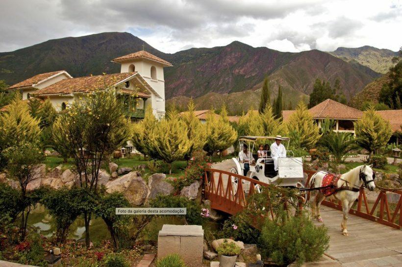 Aranwa Cusco Boutique Hotel, um dos melhores hotéis do mundo
