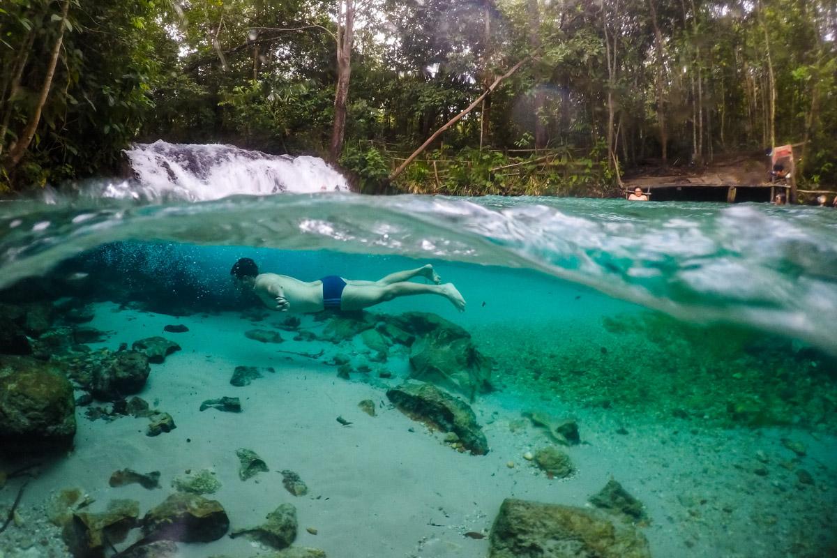 Cachoeiras no Jalapão