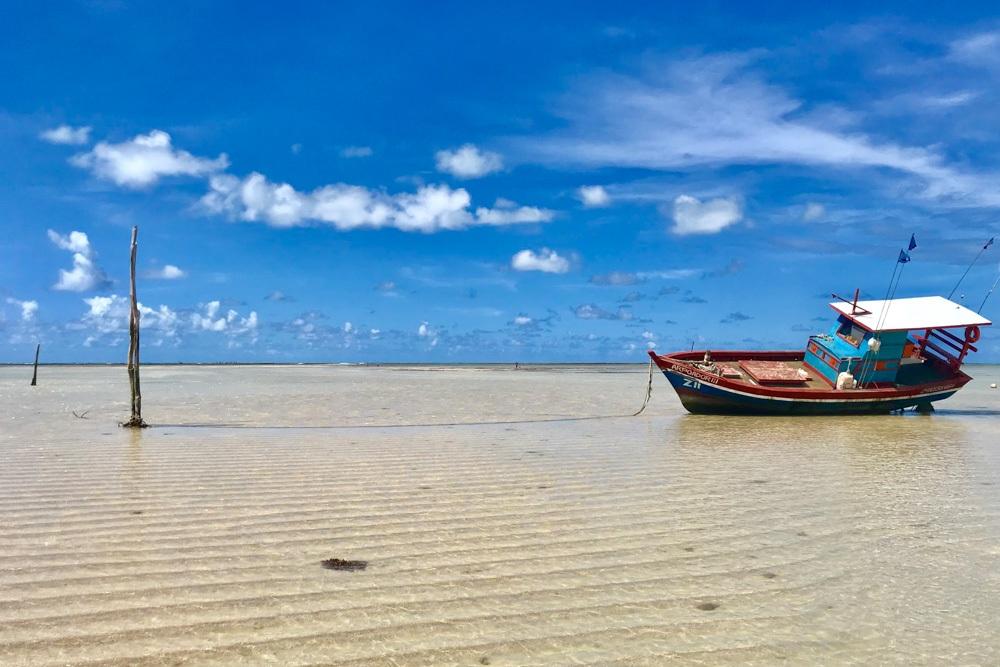 Viagem feriado praia