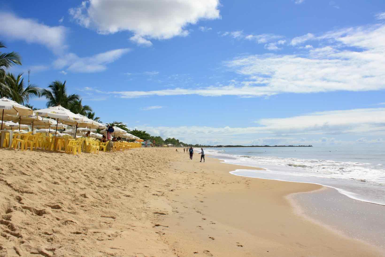 porto seguro praias
