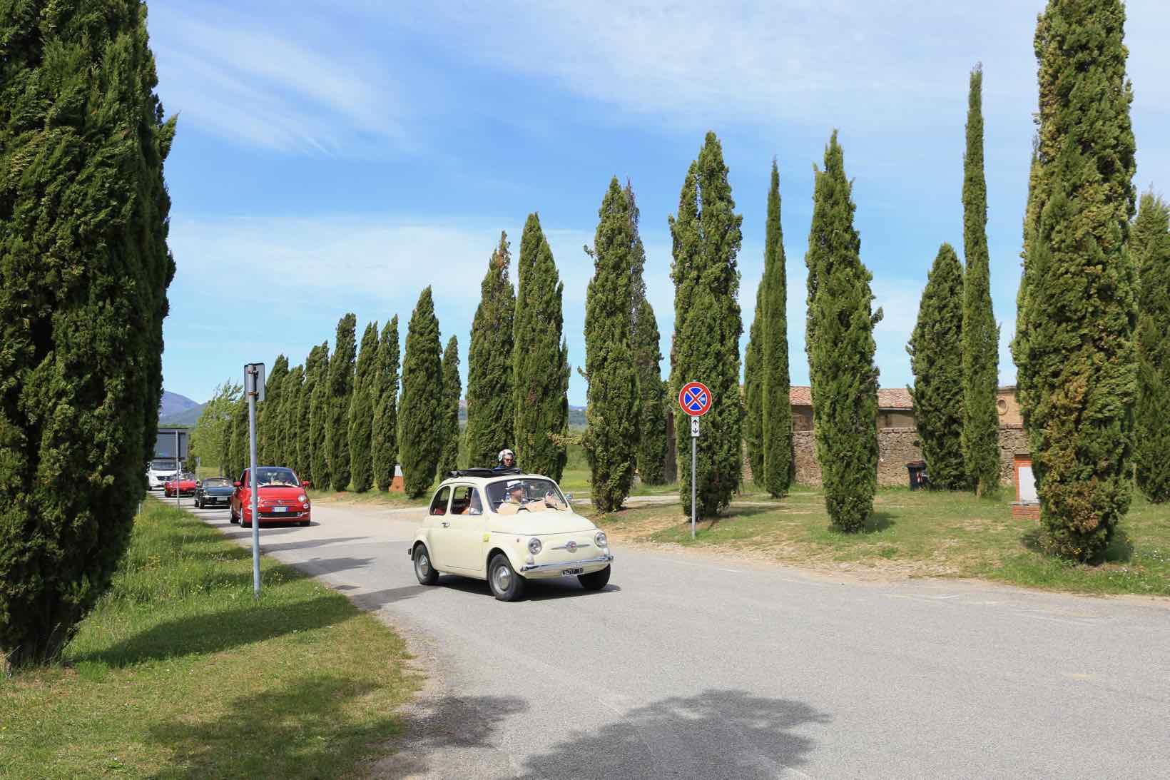viagem carro italia