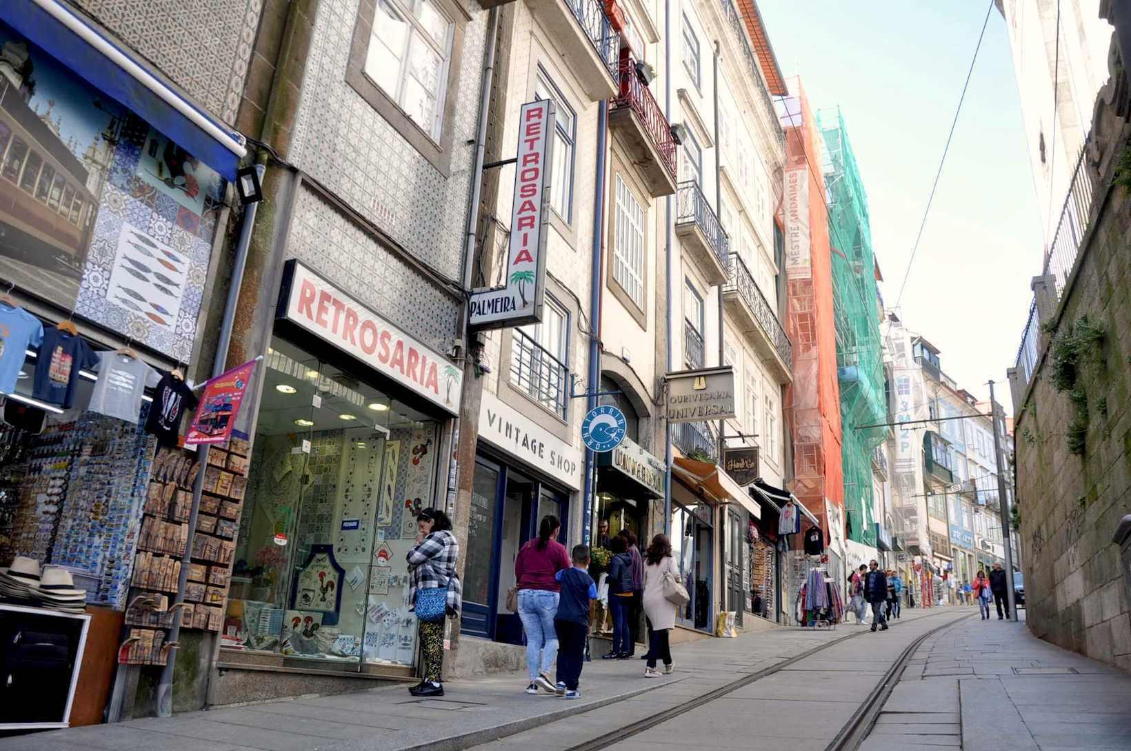 compras porto portugal