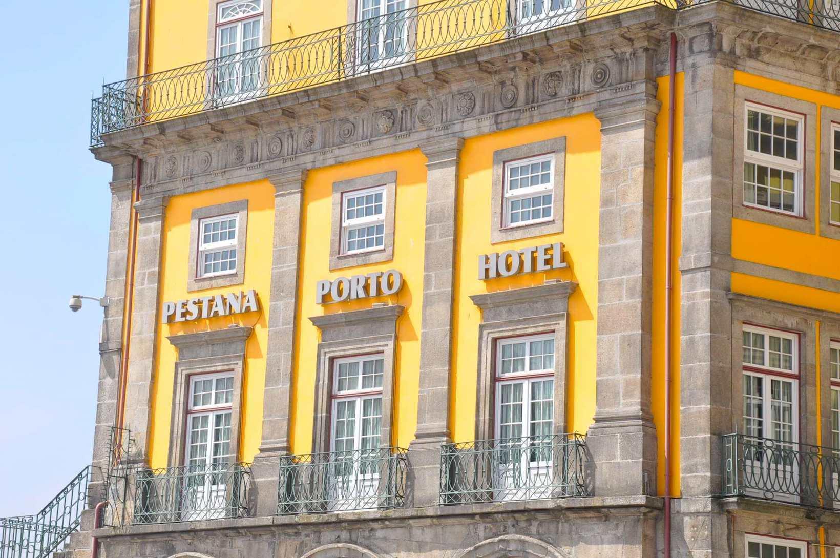 onde ficar hotel porto portugal