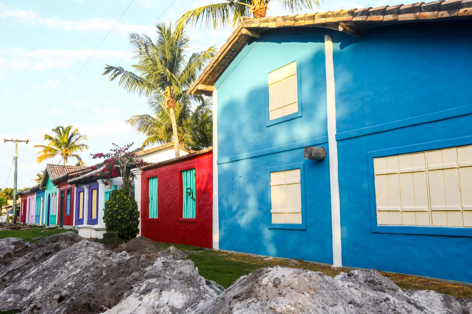 Praia do Espelho como chegar saindo de Caraíva
