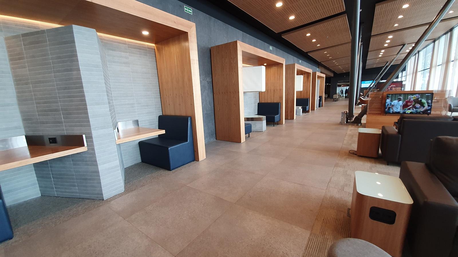 Sala VIP BRB Brasília
