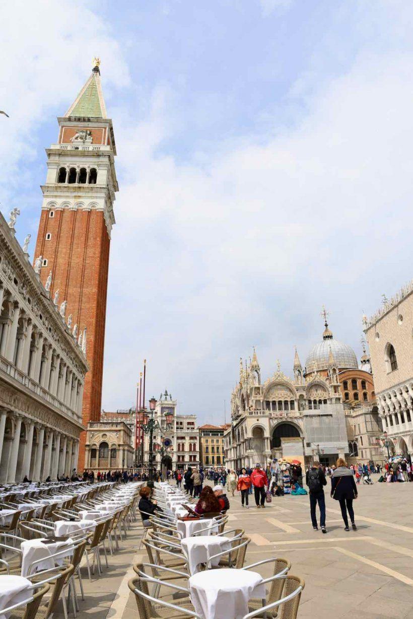 veneza praça sao marcos