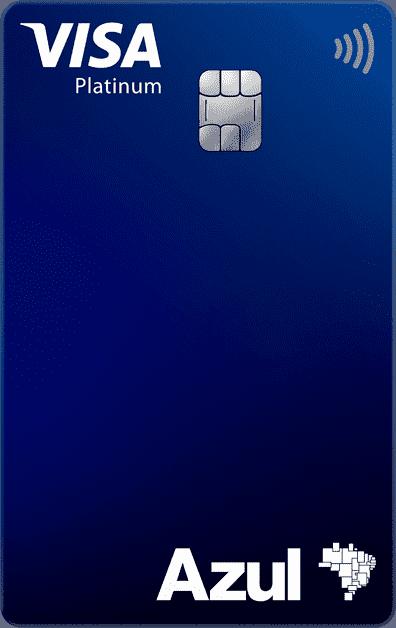 azul itaucard visa platinum