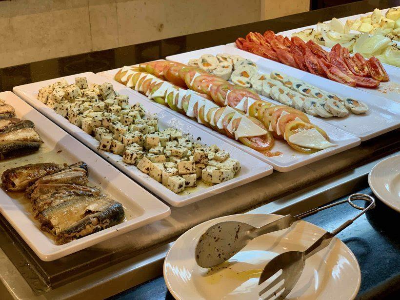 Iberostar Selection Praia do Forte comidas
